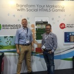 Localised, branded mini-games with a competitive edge showcases at DMEXCO: Cologne