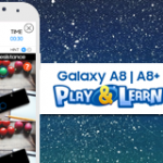 Samsung Play & Learn Galaxy A8 | A8+